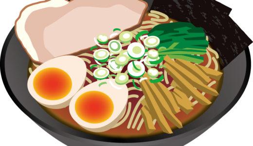 豚骨の地、熊本の伝統煮干し中華そば「麺商人」